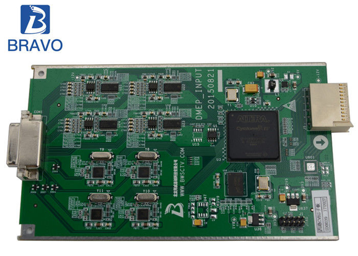 Hot - Swappable Modules AV Capture Sub Card Universal High Density Stability